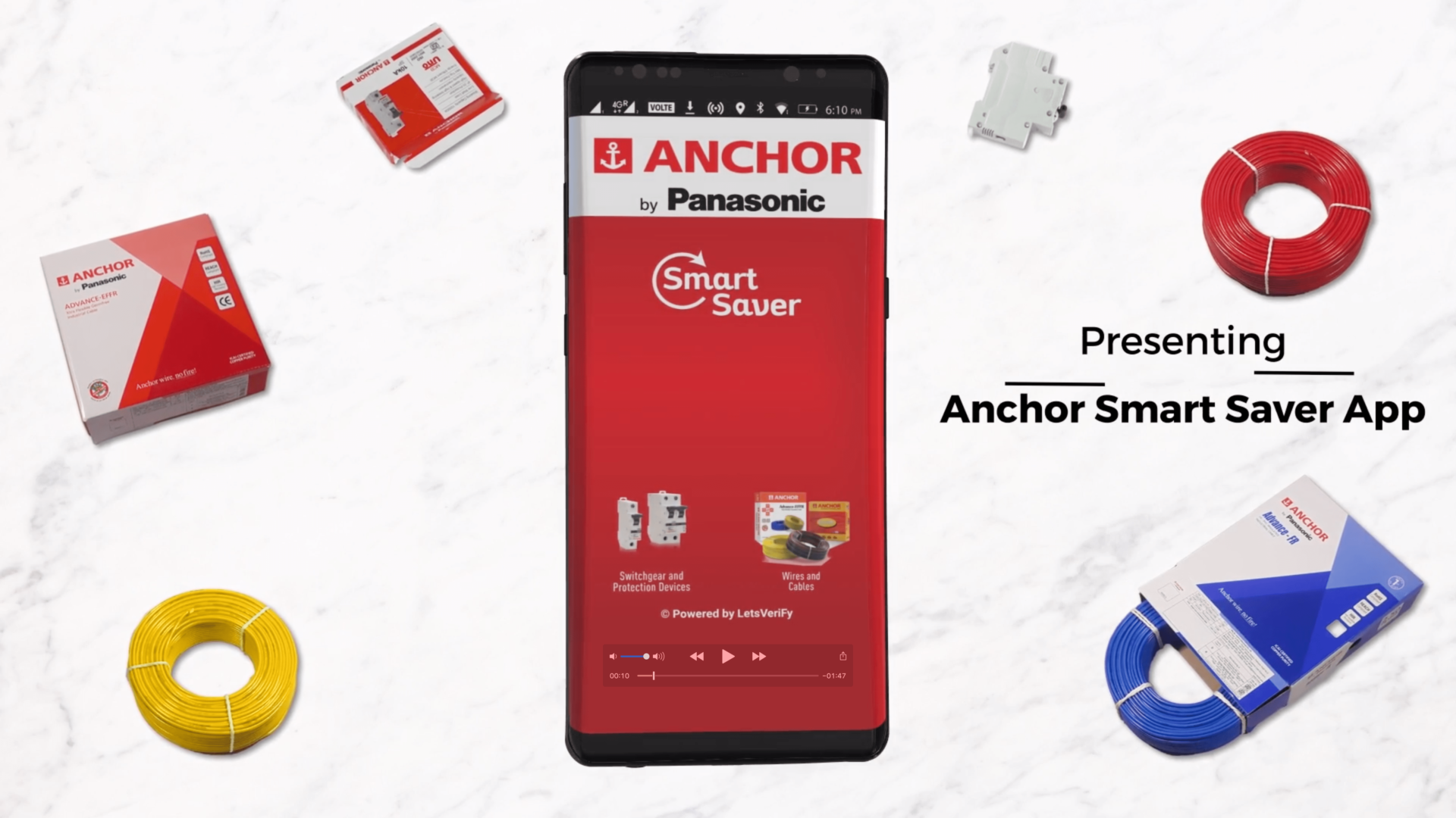 Anchor Smart Saver App - Explainer Video
