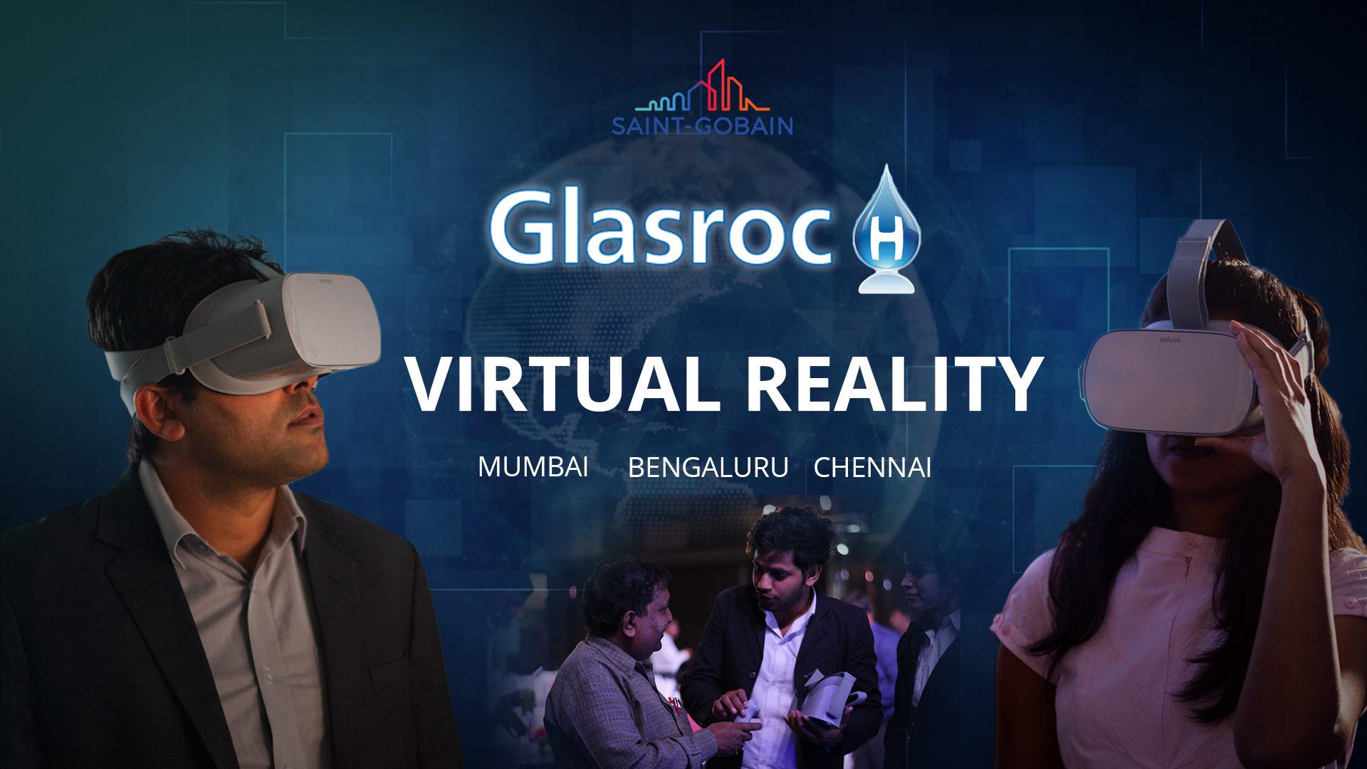 Saint Gobain Virtual Reality