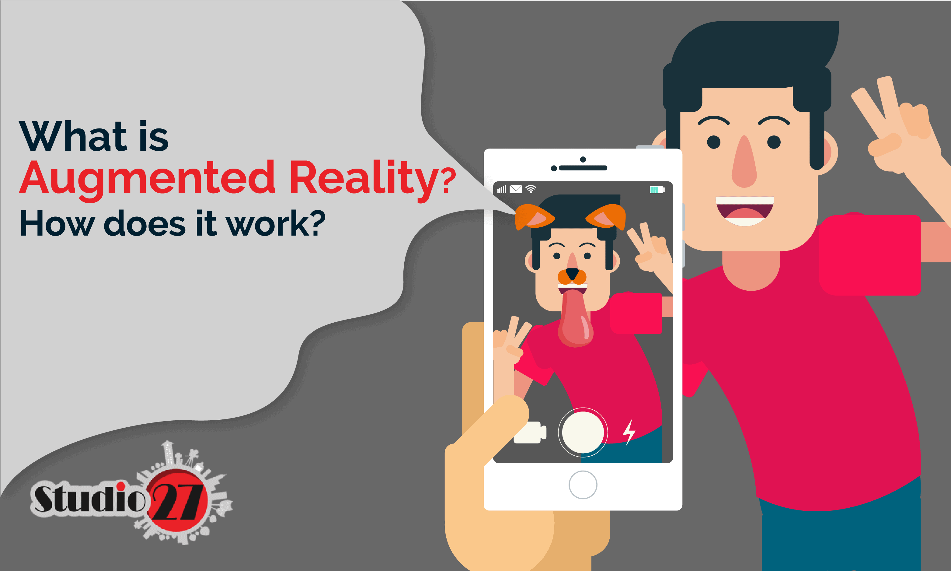 What is Augmented Reality (AR) and How does it work?